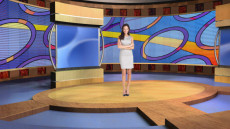 Virtual Set Studio 097 for Wirecast is a presentation room.