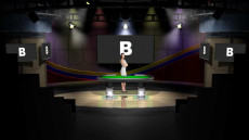 Virtual Set Studio 162 for Wirecast is a Virtual Set Studio poker table suitable for texas holdem.