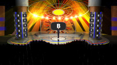 Virtual Set Studio 166 for HD Extreme is a rock concert stage.