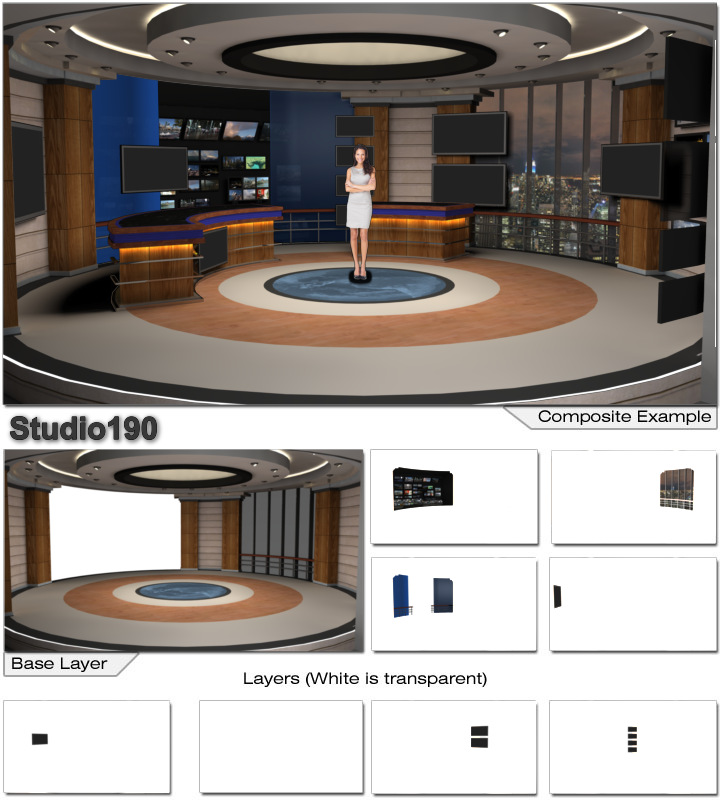Studio 190 Wirecast