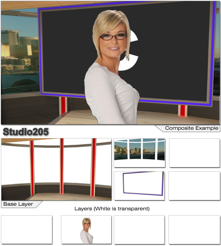 Studio 205 Wirecast