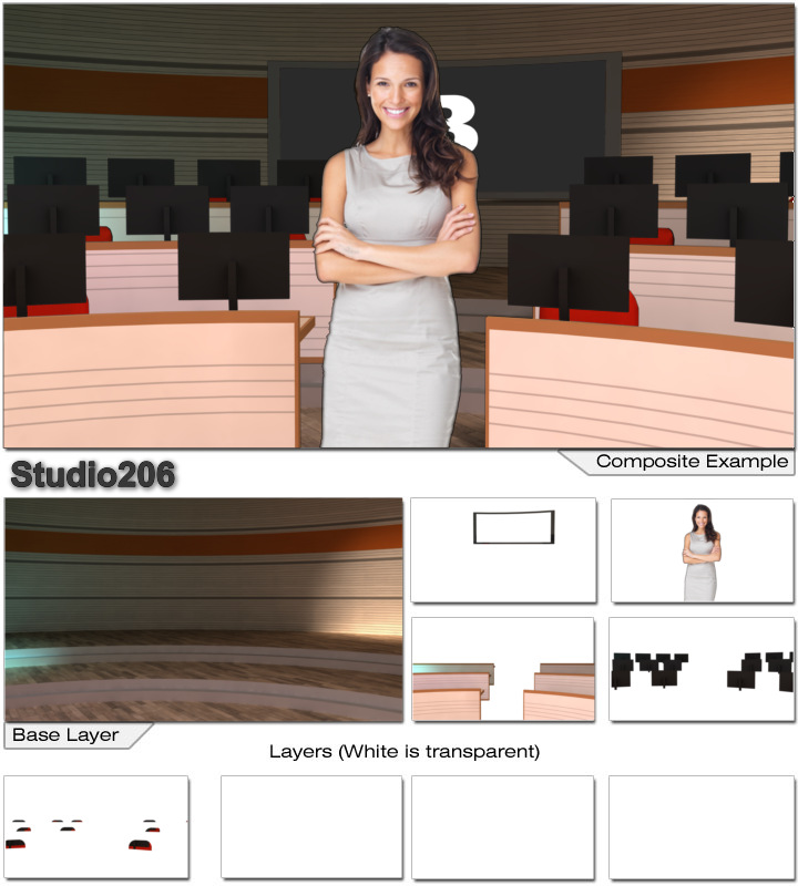 Studio 206 Wirecast