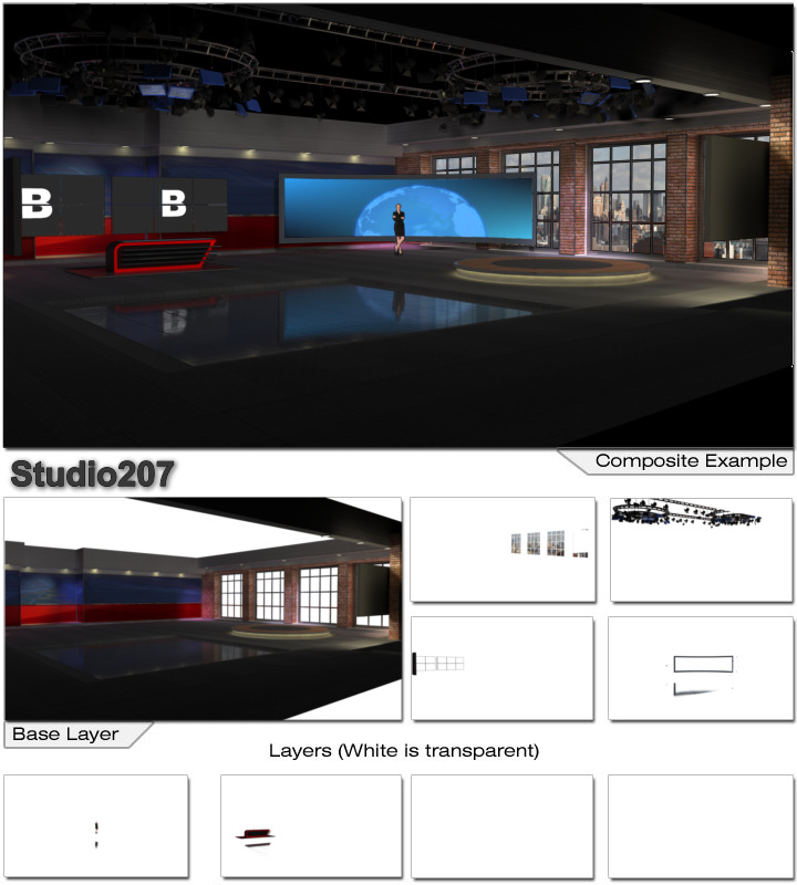Studio 207 Wirecast