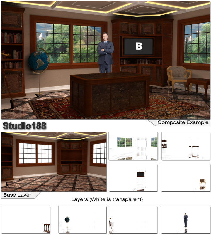 ... Studio 188 HD ...