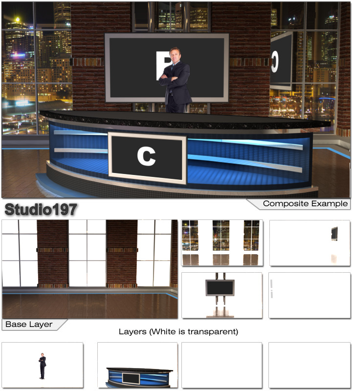 Virtual Home Design Studio: Virtual Set Studio 197 For Virtual Set Editor Is A News